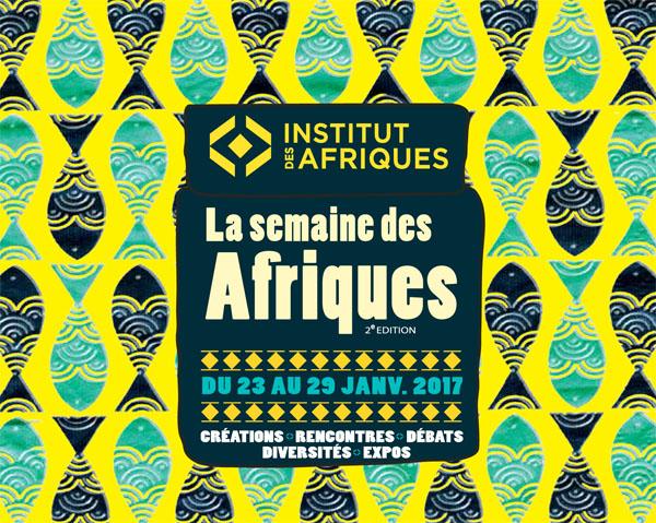 Semaine des Afriques 2017